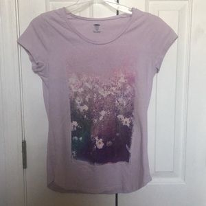 Graphic tee ; Old Navy